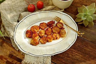 蜂蜜肉桂煎香蕉,五分钟完成的温暖小甜品