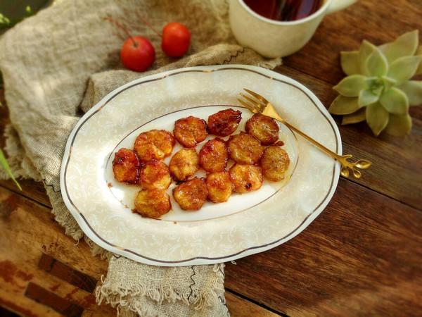 蜂蜜肉桂煎香蕉,五分钟完成的温暖小甜品的做法