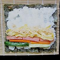 紫菜包饭 #五常长粒香大米#的做法图解11