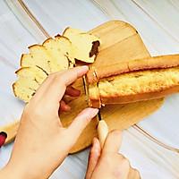 #爱好组-低筋复赛#巧克力夹心磅蛋糕的做法图解10