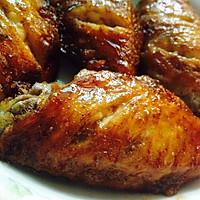 微波炉简易烤鸡翅的做法图解7