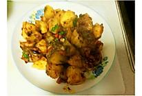 火锅底料土豆的做法