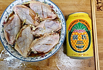 菠萝啤鸡翅的做法