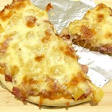 自制披萨(9寸,含饼皮和披萨酱做法)