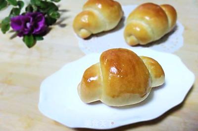 面包之奶油卷 冷藏中种