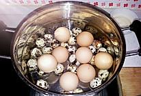 五香茶叶鸡蛋鹌鹑蛋的做法