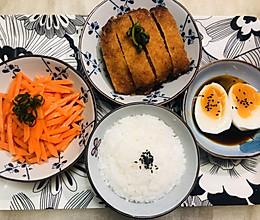 日式炸猪排~的做法