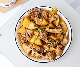 土豆炖鸡的做法