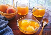 #冰箱剩余食材大改造#黄桃罐头的做法