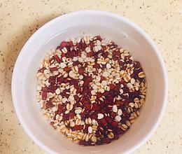 减肥祛湿最佳:赤小豆薏米豆浆的做法