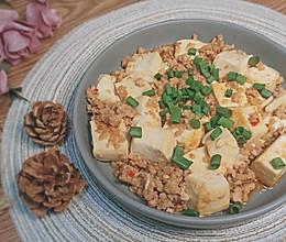 豆腐肉末,零厨艺就能搞定的家常菜