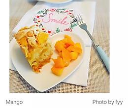 芒果磅蛋糕的做法