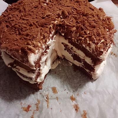 摩卡戚风味蛋糕