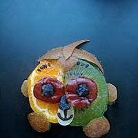 猴赛雷水果拼盘的做法图解7