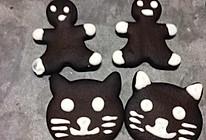糖霜曲奇饼干的做法