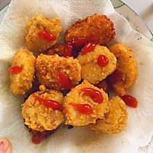 自制上校鸡块(附面包糠代替品做法)