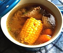 排骨汤#豆果魔兽季部落#的做法