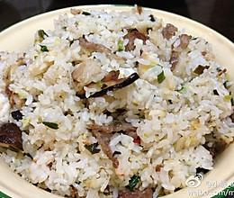 炒饭(也称香饭或KO饭)的做法