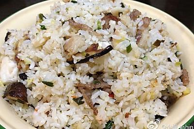 炒饭(也称香饭或KO饭)