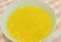 鸡丝小米南瓜粥的做法