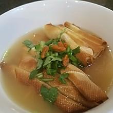 熏鸡汤豆腐串