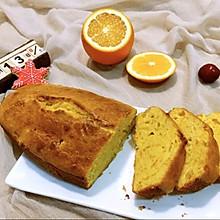 #憋在家里吃什么#橙香磅蛋糕