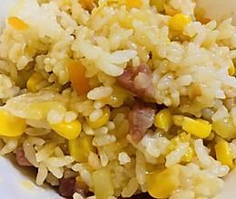懒人饭:五彩米饭的做法