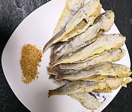 干炸小黄花鱼的做法