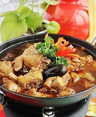 飘香凤肉火锅