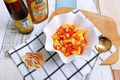 国民菜番茄炒蛋