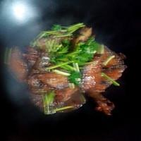 香煎刀鱼的做法图解4