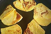 香煎山芋片的做法