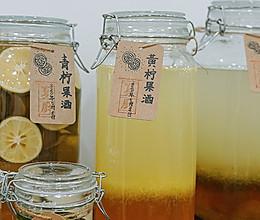 适合女生喝的果酒-柠檬酒的做法