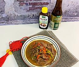 #百变鲜锋料理#小炒牛肉片的做法
