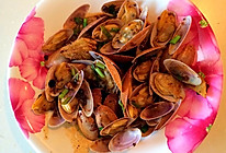 豆鼓花蛤的做法