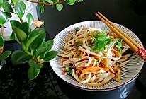 #餐桌上的春日限定#凉拌手撕杏鲍菇的做法