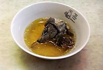 原滋原味的山鸡汤的做法