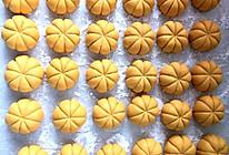 南瓜粘豆包的做法
