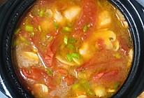 太太简单的砂锅番茄蘑菇巴沙鱼煲