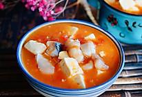 番茄豆腐烧鱼煲的做法