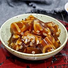 酱油猪皮冻#无腊味,不新年#