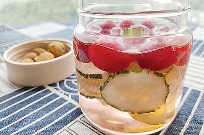蔓越莓果茶,瘦身美颜就喝它