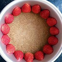 冻芝士草莓慕斯蛋糕的做法图解7