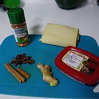 十三岁少年作品--风靡校园的零食:辣条的做法图解1