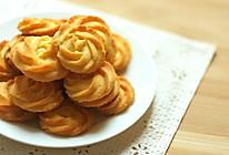不放起酥油也能烤出香酥可口的黄油曲奇饼干的做法