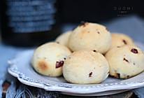 蔓越莓麻糬面包的做法