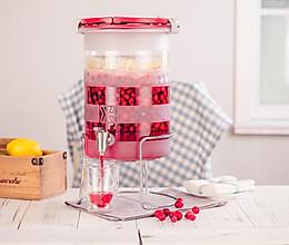 对女性超友好的蔓越莓果饮的做法