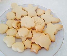 奶油小饼干的做法