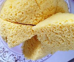 不用烤箱,蒸出来的蜂窝蛋糕的做法