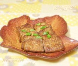 空气炸锅烤豆腐的做法
